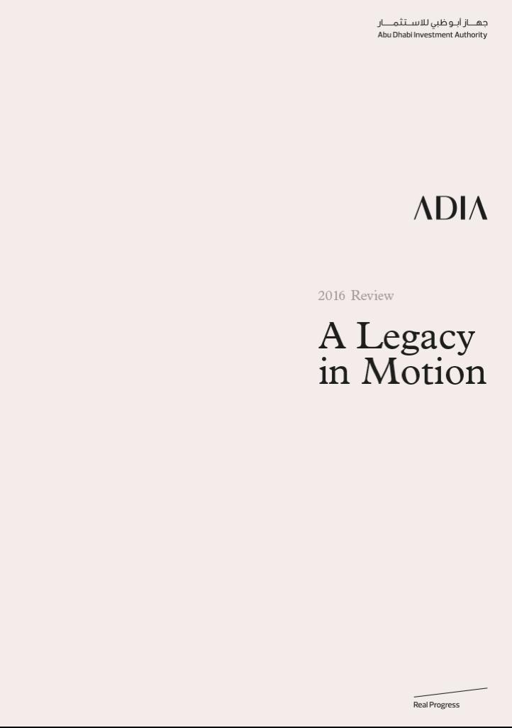 2016 ADIA Review